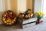 Obst-Deko