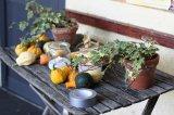 Herbstlicher Tisch