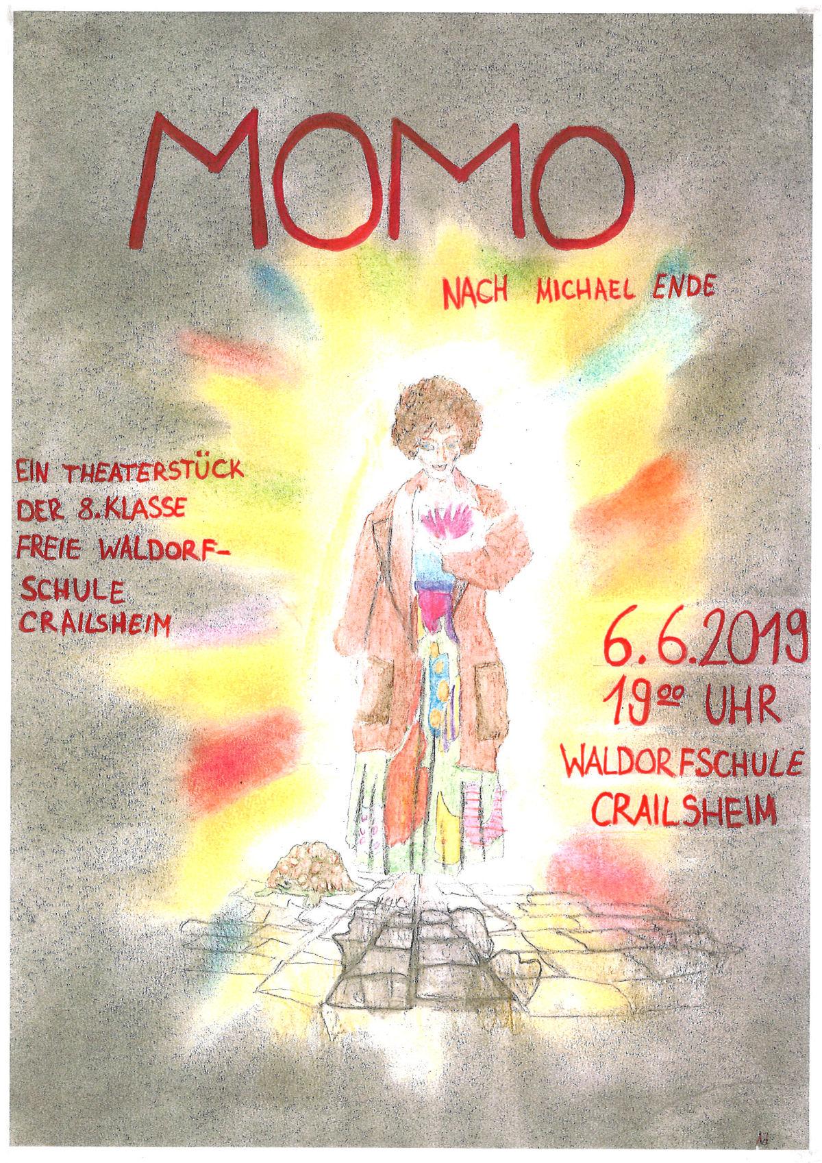 Plakat für Momo