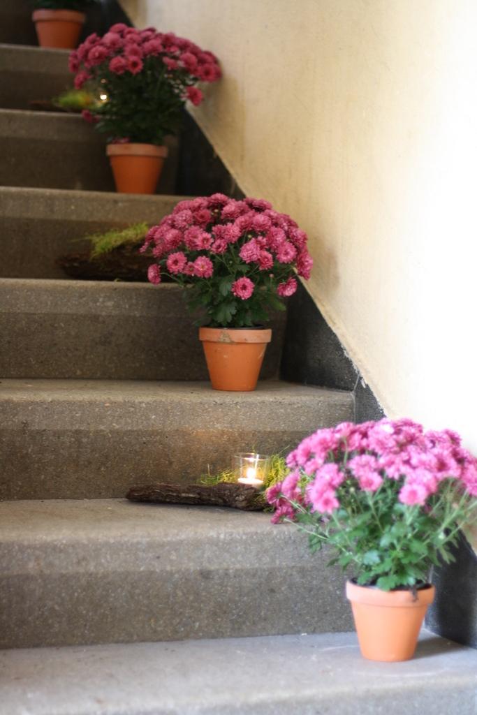 Treppendeko