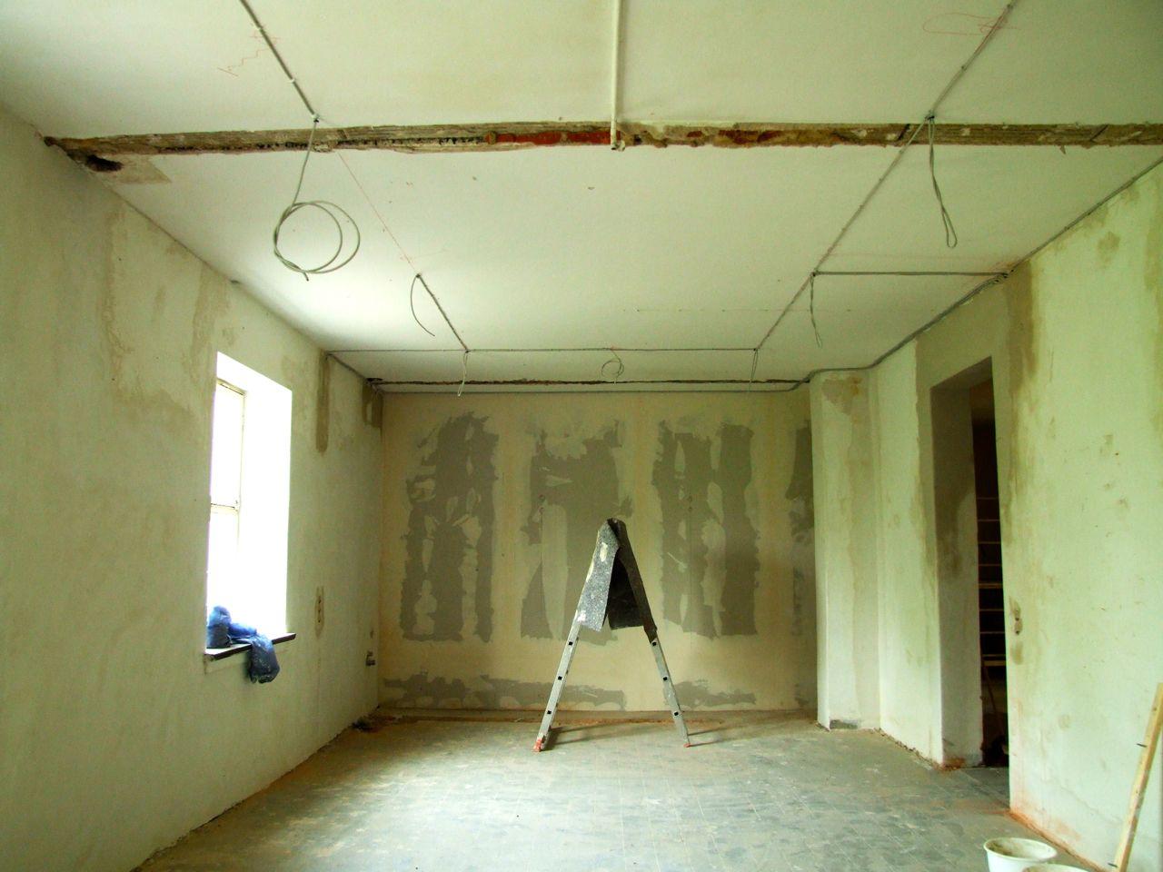 Baustelle Klassenzimmer